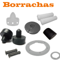 Borrachas